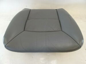 89 Mercedes W126 420sel 560sel Seat Cushion Bottom Left Front Gray