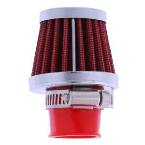 Bw A 25mm Oil Mini Breather Cold Air Filter Fuel Crankcase Engine Filter
