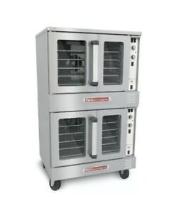 Southbend Es 20cch Cook Hold Electric Double Deck Convection Oven