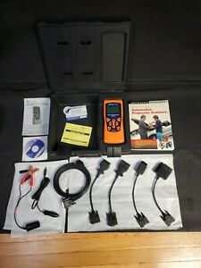 Actron Elite Auto Scanner Kit Obd I Ii Scan Tool Cp9185 More Book