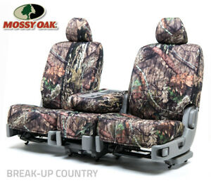 Custom Fit Camo Front Rear Seat Covers For The 2002 2003 Dodge Ram 1500