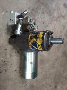 Working Meyer E 60 Snow Plow Pump Meyers E47 E57 E60 Backup Great Pressure 20p5