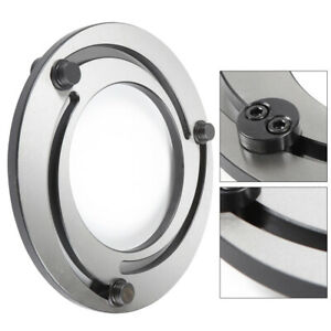 10 Inch Steel Soft Jaw Boring Ring Hydraulic Clamp Lathe Chuck Soft Jaw Bore