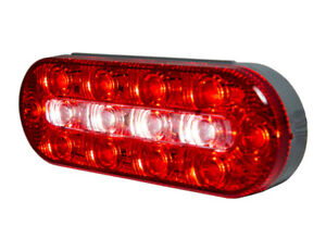 Buyers Products 5626130 6 Oval Led Combination Stop turn tail And Backup Light