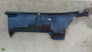 Porsche 944 951 Turbo S2 Heater Blower Motor Cover Engine Cowl Tray Panel