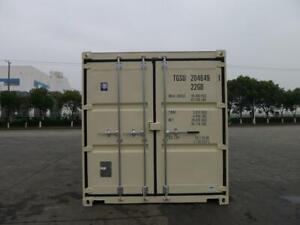 Shipping Container 8 X 20 One trip new Containers