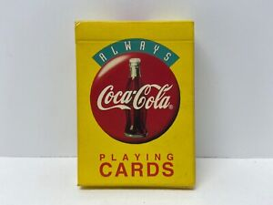 Vintage Always Coca-cola Playing Cards