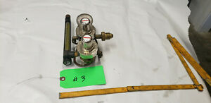 Smith 35 30 320 Gas Flow Meter Regulator Valve He Scfh arg Co2 Lot 3