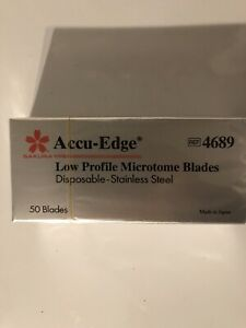 Sakura Finetek Accu edge Low Profile Microtome Blades