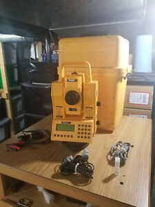 Spectra physics Precision Constructor Sc Total Station