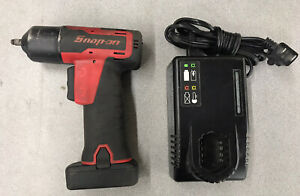 Snap On Ct725a 1 4 Impact Wrench W Charger Red