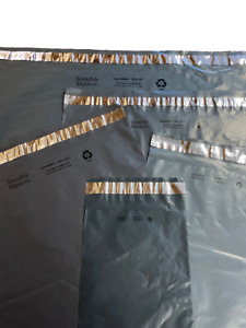 100 Pack 24x24 Poly Bags Recycled Eco Friendly Shipping Envelopes Mailers