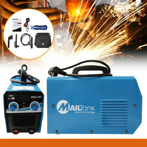 Portable Compact Electrode Inverter Welding Machine With Lcd Digital Ampermeter