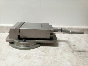 Dayton 4cpe9 6 In Jaw W 6 In Jaw Opening Milling Machine Vise