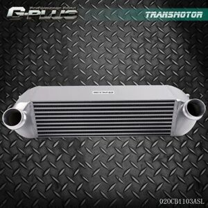 For Bmw F20 F30 1 2 3 4 Series Silver Aluminum Engine Intercooler Kit