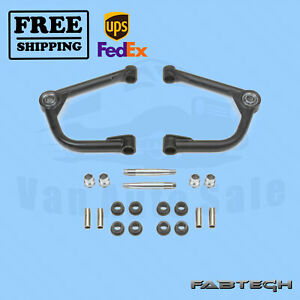 0 6 Uniball Upper Control Arms Only Fabtech For Nissan Titan 2wd 4wd 2004 13