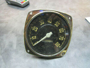1948 1949 1950 Dodge Truck And Fargo Speedometer Working