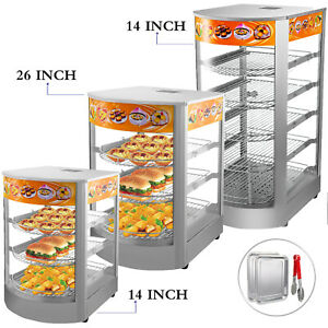 Commercial Food Warmer Pizza Warmer Food Display Case Magneticdoor Pastry Warmer