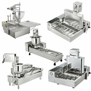 Commercial Donut Maker Donut Fryer Commercial Automatic Manual Donut Machine