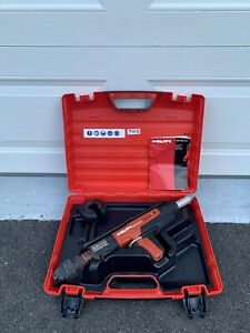 Hilti Dx 351 ct Powder Actuated Fastening Tool Dx351