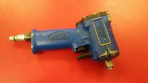 Cornwell Tools Blue Power 1 2 Air Impact Wrench Cat4112