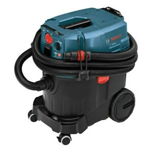 Bosch 9 gallon Wet dry Self cleaning Dust Extractor With Hepa Filter