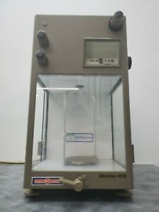 Mettler H10 Analytical Balance Scale