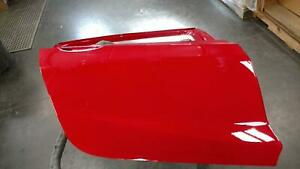 Rear Door For Cruze Like New Oem Shell Red 000 Right