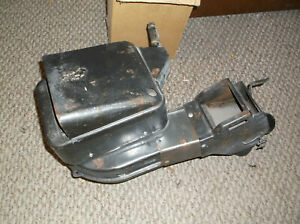 Chevy C10 Gmc Under Dash Heater Defroster In Cab Hot Rod Patina Rat Rod 60 64 66