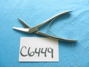Padgett Surgical Ent Turbinate Scissors P 6596