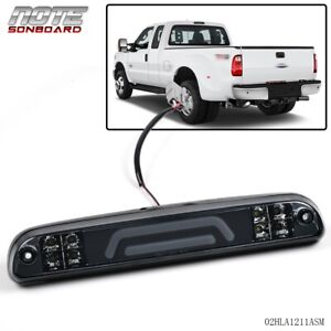 For 99 16 Ford Super Duty F 250 F 350 F 450 Led 3rd Third Brake Cargo Light