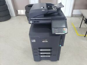 Used Kyocera Taskalfa 5550ci Copier Printer And Fax Machine