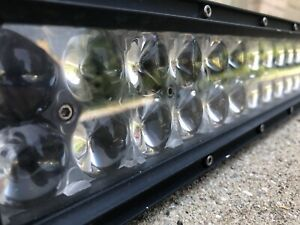 240w 40 Led Light Bar From A 2014 Ford Svt Raptor