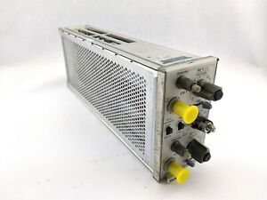 Tektronix 7a26 Dual Trace Amplifier Plug in Module 2 channel 426 0737 00 20pf