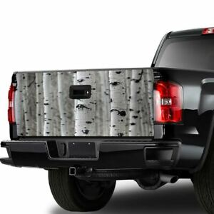 Real Tree Print Camo Truck Tailgate Wrap Graphic Vinyl Decal Sticker Laminated