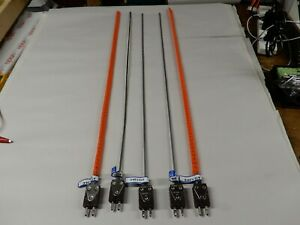 Nanmac Thermocouple Probes Qty 5 Used A12 1 24 c Type C 1 8 Dia Molybdenum Shea