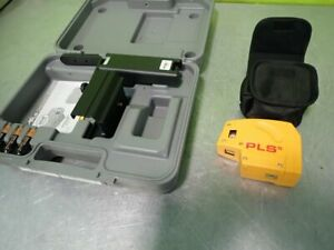 Pls Pls5 Pls Pls5 Red 5 Point Laser Level 06201560062