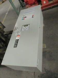 Asco 7000 Series Automatic Transfer Switch D07atsa30100n5xc 100a 480v 50 60hz