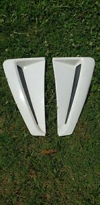 Ford Mustang Gt 1999 2000 2001 2002 2003 2004 Quarter Panel Side Scoops Pair Oem