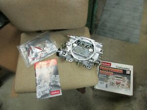 Edelbrock Carter Afb 1411 Performer Series 750 Cfm Electric Choke Carburetor