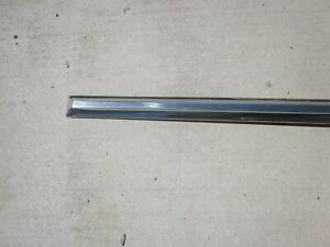 1963 Cadillac Quarter Panel Moulding Nos