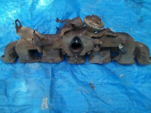 Chevy 230 250 292 Intake Exhaust Manifold
