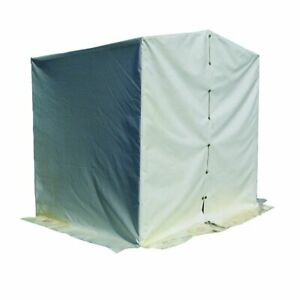 Sellstrom S97260 Cepro White Vinyl Outdoor Welding Tent cover Only