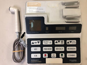 Chattanooga Intelect Legend Combo 2c Ultrasound System As is No Power Supply