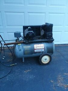 Speedaire Air Compressor Dayton 220 Volt Model No 3z355