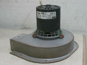 Fasco 702111054 Draft Inducer Blower Motor Assembly X38040363010 208 230v 1 35hp