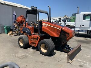 2002 Ditch Witch Rt90 Cable Plow Puller Trencher
