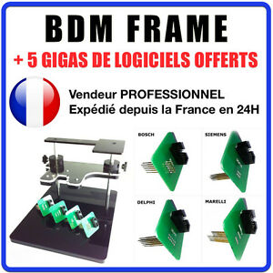 Bdm Frame Support Calculateurs Compatible Bdm 100 Fgtech Galletto Mpps Kwp