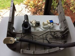 Elkay Water Cooler Drinking Fountain Model Ezfs8 1a Assorted Parts