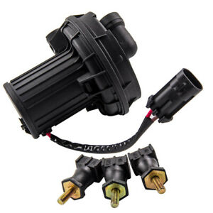 Secondary Smog Air Pump Fits For Buick For Cadillac For Chevy For Gmc 4 2l